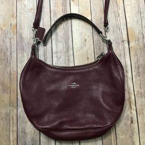 Coach purse crossbody shoulder bag